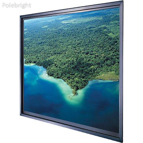 Polacoat da-glas in-wall HDTV形式背面投影拡散画面(45 x 80 x 0.25インチ、self-trimmingフレーム) – polebright更新され B01MSBLPMP