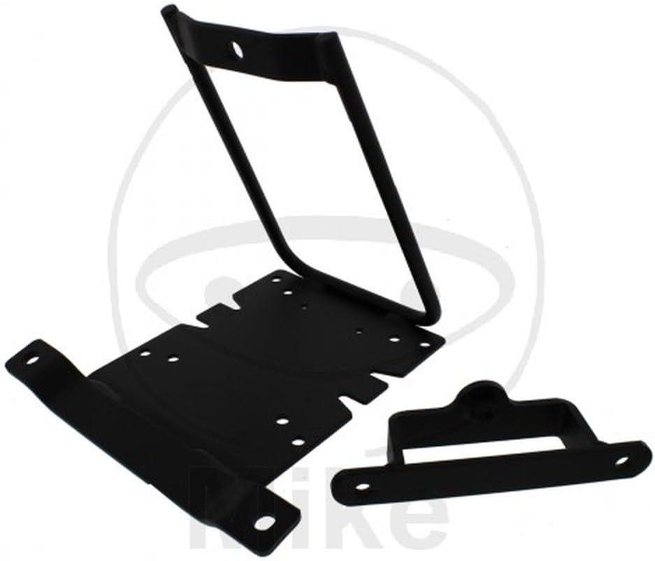 SHAD K0XC32ST Top Case Fitting Kit for Kymco K-XCT 125//300 Black