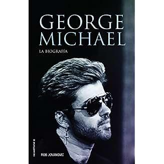 George Michael : la biografía book jacket
