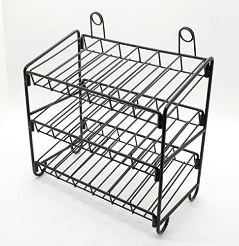 6 Tier Counter Display Rack - 9