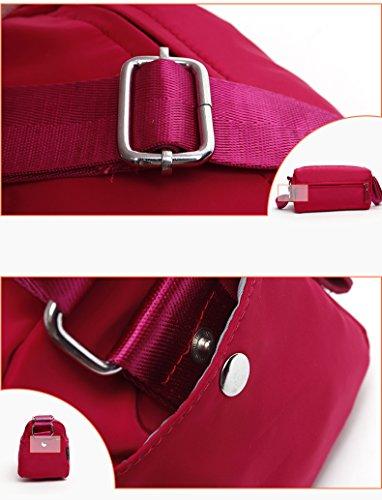 AOTIAN 7766# - Bolso estilo bolera para mujer Varios colores G-MHTY H-LSTY