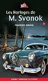 Sauvage 05 - Les Horloges de M. Svonok par Gravel