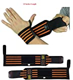 Grip Power Pads Deluxe Wrist Wraps 13