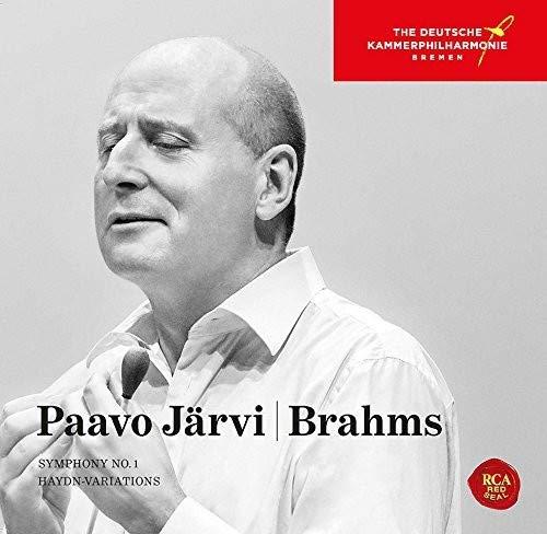 SACD : PAAVO JARVI & THE DEUTSCHE - Brahms: Symphony 1 & Haydn Variations (Hybrid SACD, Japan - Import)