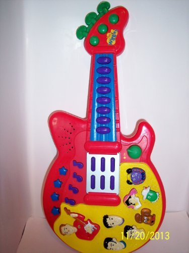 The Wiggles Musical Guitar By Spin Master