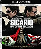 Sicario: Day of the Soldado Cover - 4K Ultra HD Blu-ray, Blu-ray, DVD, Digital HD
