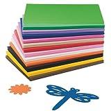 EVA Foam Sheet Assortment (pack of 78) S&S