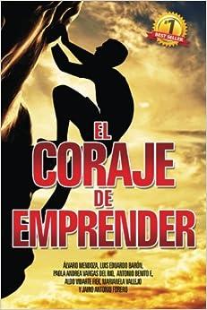 Book El Coraje de Emprender
