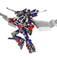 "Special effects Revoltech TRANSFORMERS ""Dark of the Moon"" Optimus Prime Jet wing equipped edition/Action figure Legacy OF Revoltech/non scale ABS&PVC, already painted"