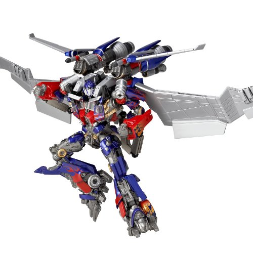 "Kaiyodo Special effects Revoltech TRANSFORMERS ""Dark of the Moon"" Optimus Prime Jet wing equipped edition/Action figure Legacy OF Revoltech/non scale ABS&PVC, already painted"