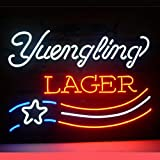 "HOT Eagle 17""x 14"" Yuengling Lager Design Decorated Beer Bar Neon Light Signs for Home Shop Store Beer Bar Restaurant Billiards Shops Display Signboards"
