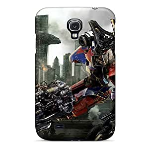 New Arrival Transformers 3 Optimus Prime WlsyA15006afSxe Case Cover/ S4 Galaxy Case