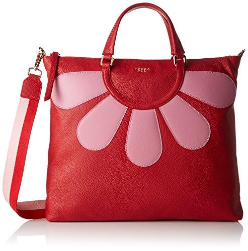 Tosca Blu Soft Daisy Borse Tote Donna Rosso red