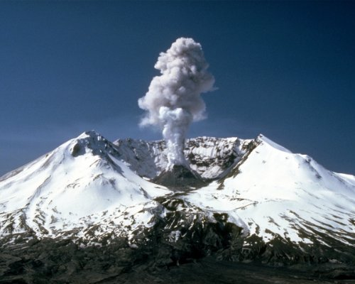 new-8x10-photo-mount-saint-helens-volcano-after-1980-eruption
