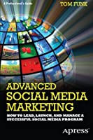 Advanced Social Media Marketing Front Cover