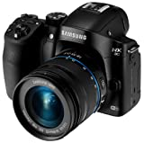 Samsung NX30 20.3MP CMOS Smart WiFi & NFC Mirrorless Digital Camera...