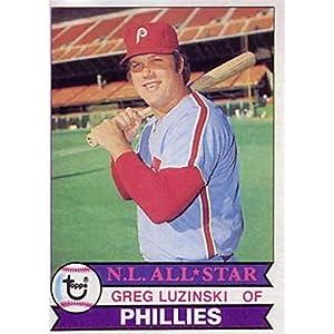 1979 Topps #540 Greg Luzinski Philadelphia Phillies EX Ex. or Better