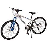 Benotto MSUXC52621SSPL Bicicleta de Aluminio Rodada R26, Unisex, 21 Velocidades