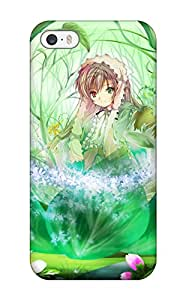 Shock-dirt Proof Rozen Maiden Case Cover For Iphone 5/5s
