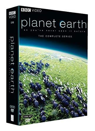 Amazon Planet Earth The Complete Bbc Series David