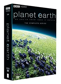Planet Earth: The Complete Series (B000MR9D5E) | Amazon price tracker / tracking, Amazon price history charts, Amazon price watches, Amazon price drop alerts