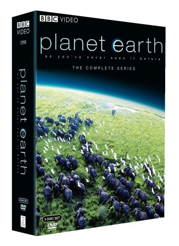Planet Earth: The Complete BBC Series by Warner Home Video