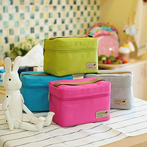 e7cb65af1653 Portable Insulated Mini Small Snack Bag For Kids Teen Girls School ...