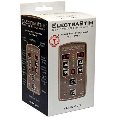 Electrastim Flick Duo Multi Pack by ElectraStim