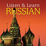 Listen & Learn Russian |  Dover Publications