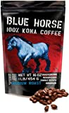 Farm-fresh: 100% Kona Coffee, Medium Roast, Whole Beans, 1 Lb