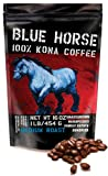 Farm-fresh: 100% Kona Coffee, Medium Roast, Whole Beans, 1...