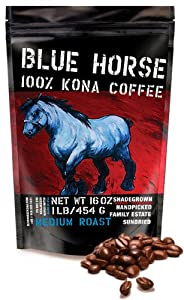 Blue Horse 100% Kona Coffee