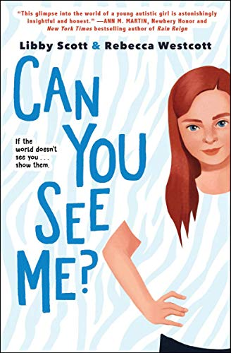 Book Cover: Can You See Me?
