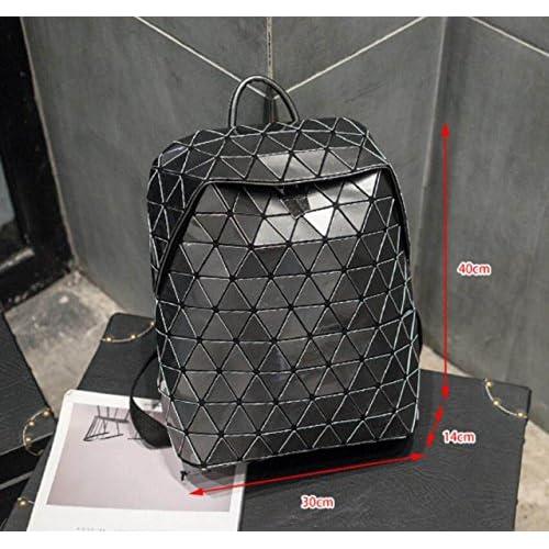 8c003dd88397 Caliente de la venta Bolso De Hombro Geométrico De Linggeng Versión Coreana  Bolso De Estudiante De