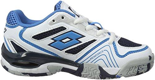 Mixte Evo Blu Raptor II Bébé Blanc Moo Lotto Sneakers Jr Wht nXTAwO7