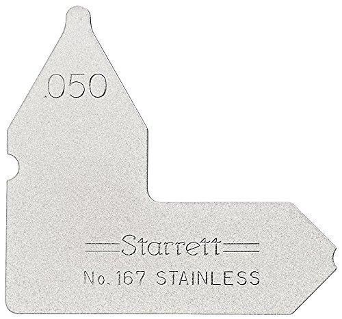(Series 167 Individual Radius Gage, Steel, 0.05