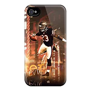 Shockproof Hard Phone Case For Iphone 6 With Allow Personal Design Stylish Chicago Bears Skin AlissaDubois