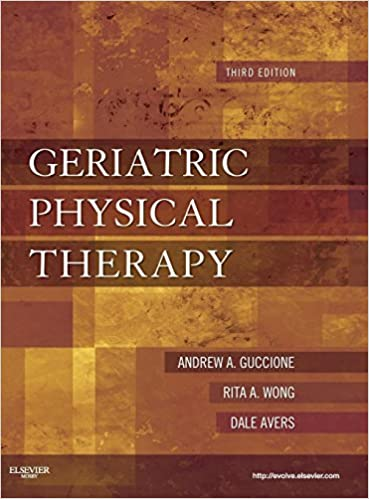Buy Geriatric Physical Therapy Book Online At Low Prices In India