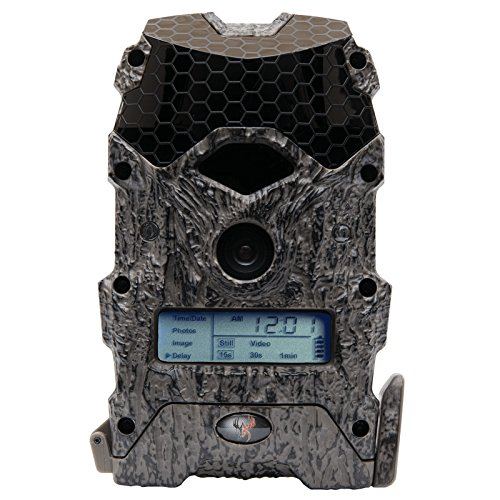 Wildgame Innovations M16B20-7 Mirage 16 Lights-Out Trail Camera, Bark