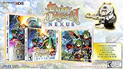 Image of the product Etrian Odyssey Nexus that is listed on the catalogue brand of Atlus. This item has been rated with a 4.9 scores over 5