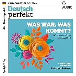 Deutsch perfekt Audio. 1/2018