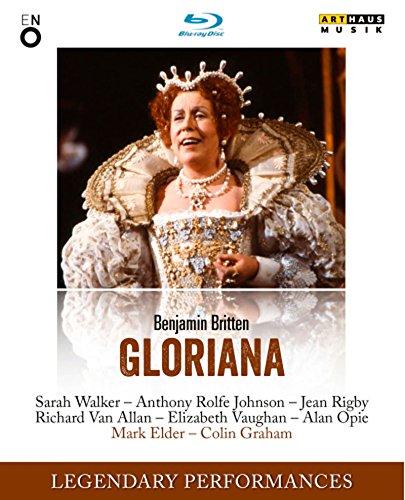 Gloriana (Legendary Performances) (Blu-ray)