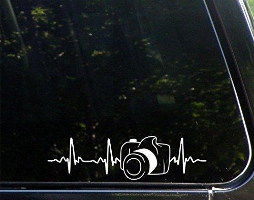 Camera-8-34x-2-12-Vinyl-Die-Cut-Decal-Bumper-Sticker-For-Windows-Trucks-Cars-Laptops-Macbooks-Etc