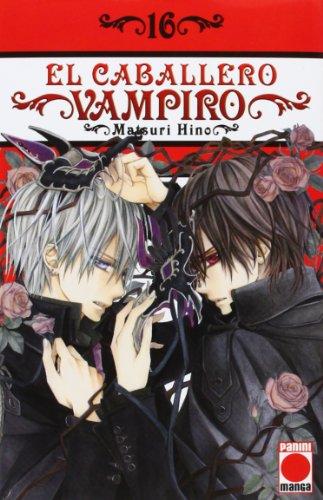 Descargar Libro El Caballero Vampiro 16 Matsuri Hino