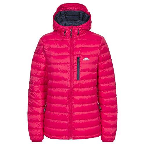 Trespass Arabel Womens Warm Winter Coat Hooded Lightweight Padded Down Jacket ()