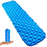 Self Inflating Camping Mattress Mat Sleeping Pad Light Weight,Compact and Waterproof Mat