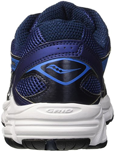 Pictures of Saucony Men's Grid Cohesion 9-M Navy/Grey 14 M US 8