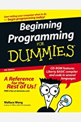 Beginning Programming For Dummies Kindle Edition