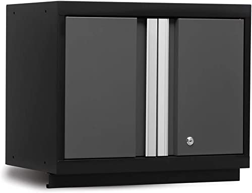 NewAge Products 50000 Bold Series Wall Cabinet, Gray