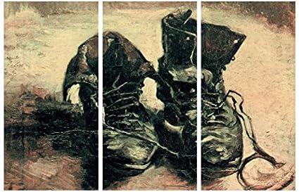 Scarpe Stampa Van Gogh Parti 18863 MortaPaio Vincent Di Natura 8ONn0Pwyvm